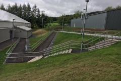 Inverclyde Sports Centre Weir Building