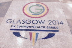 Commonwealth Games Decorative Compass